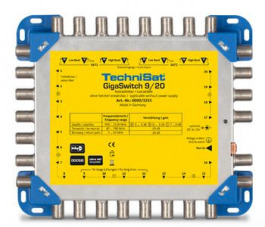 Multiswitch Technisat Gigaswitch 9/20