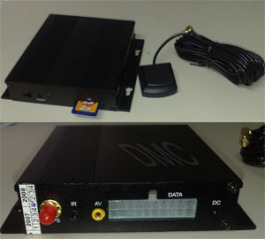 Auto Radio DMC 100 GPS Box Option