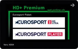 Sat Pay-TV Eurosport Bundelisga HD+ 12M