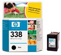 Tinte schwarz HP original C8765 EE Nr. 338