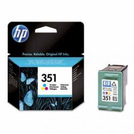 Tinte color HP original CB337EE Nr. 351