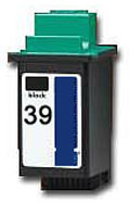 Cartuccia nera per HP PaintJet XL 300 39