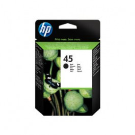 Tinte Bl HP original 51645 AE   Nr. 45