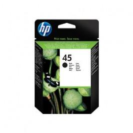Tinte schwarz HP original 51645 AE Nr. 45
