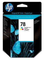 Tinte color HP original C6578DE Nr. 78