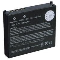 Akku zu PDA HP RX31/34/3700 1500MAH LIO