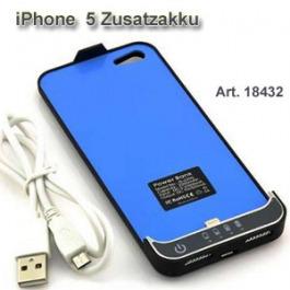 Akku zu IPhone 5 Einsatzschale Black