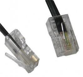 Kabel Modemkabel RJ45 - RJ45 3.00 m