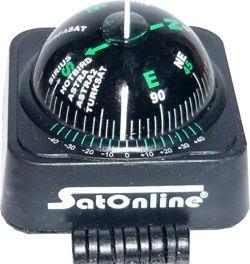 Sat Kompass Sat-Pointer Swiss-Edition