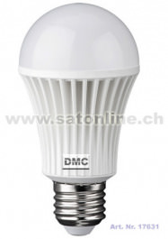 LED Lampe E27 800LM DMC dimmbar HQ !