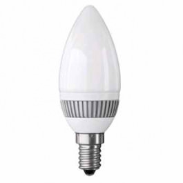 LED Sparlampe Kerze E14 170LM warmweiss