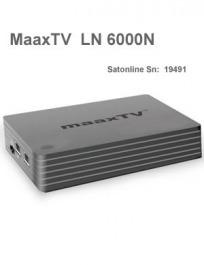 IPTV  MaaxTV LN6000HD WiFi