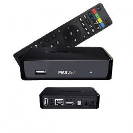 IPTV  MAG 250 VOD OTT Streambox