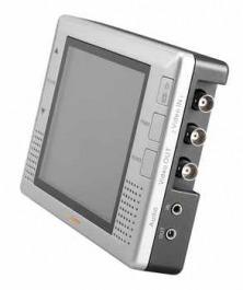 "Lupus CCTV 5.6"" Testmonitor"