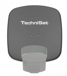 Technisat Multytenne DuoSat Twin grau