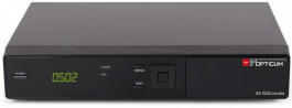 Sat Receiver Opticum HD AX 502 PVR