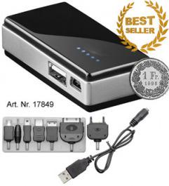 Allphone Powerbank 2000mAh