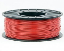 3D Filament ABS 1.75 Red 1kg