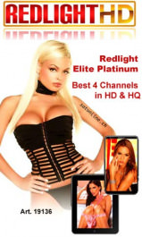 Sat Pay-TV Redlight Elite Platinum 12Mt