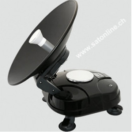 Sat Antenne Satmaster portable automatic