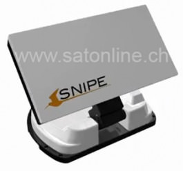 Sat Antenne Selfsat Snipe Automatic