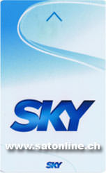 Sat Pay-TV Sky Italia + Calcio + Sport