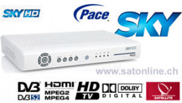 Sat Pay-TV Sky Italia HD Receiver Peace