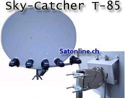 Sat Antenne Sky-Catcher  Multi-Focus 85