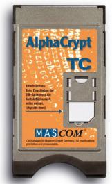 CI-Modul Alphacrypt TC + SIM