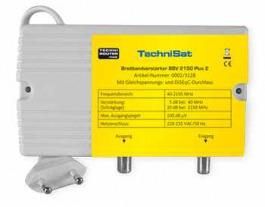 DVB-T Breitbandverstärker Technisat