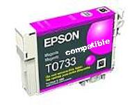 Tinte color Epson Stylus C79, CX3900 magen