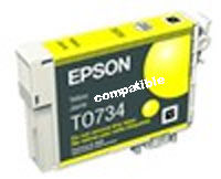 Tinte Col Epson Stylus C79, CX3900 Yello