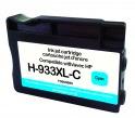 Tinte farbig zu HP Officejet 933 XL Cyan