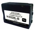 Tinte schwarz zu HP CN053A Nr. 932XL schwarz