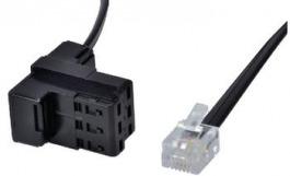 Kabel Modemkabel TT89 - RJ11 10.00 Meter