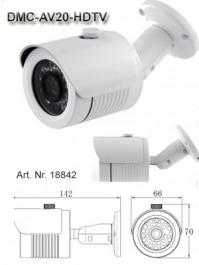 DMC Cam AVHN-20 mit Panasonic Cmos HDTV