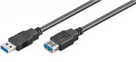 Kabel USB 3.0 Verlängerung Typ A 1.8M