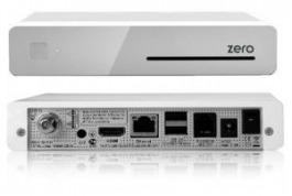 Sat Receiver VU+ Zero Linux HDTV white