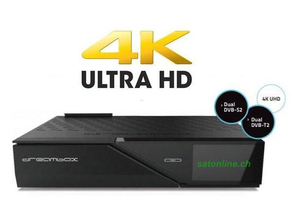 Dreambox DM 900 UHD 4K 1x DUAL DVB-S2