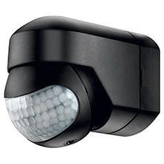 bewegungsmelder infrarot schwarz 140 satonline shop. Black Bedroom Furniture Sets. Home Design Ideas