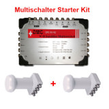 Sat Multischalter DMC-Swiss 9/8+ 2LNB
