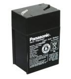 Accumulateur plomb Panasonic LC-R064R5P