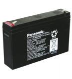Accumulateur plomb Panasonic LC-R067R2P