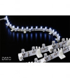 LED Leiste DMC-Flex 18 LED 30cm blau