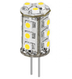 LED Leuchtmittel G4 rund warmweiss 75Lm