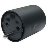 Adapter Strom Adapter 3 Polig CH/D fix