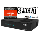 Sat Receiver Spycat HD Enigma2 Linux Box