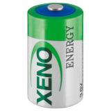 Batterie 1Stk. Lithium ½ AA 3.6V 1200