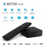 IP-TV  WeTek  HUB 4K Box