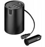 Chargeur pour voiture Cup-Power USB